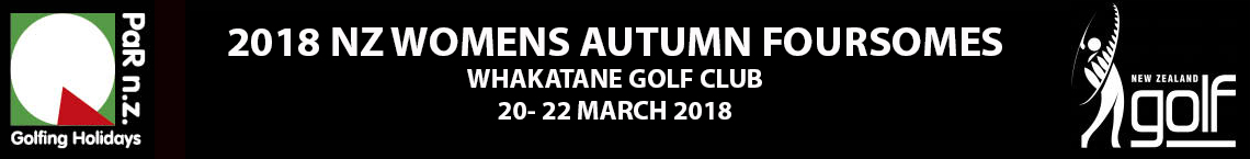 2018 NZ Womens Autumn Foursomes Championship